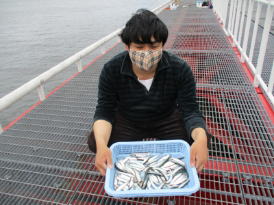尼崎市立魚つり公園の2021年4月16日(金)2枚目の写真