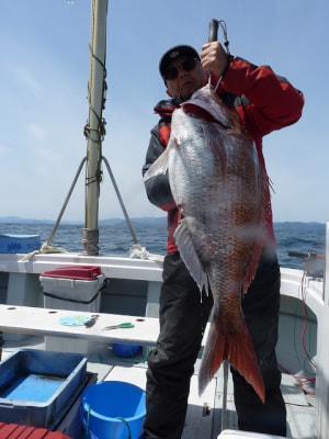 Fishing MOLA MOLAの2021年4月15日(木)1枚目の写真