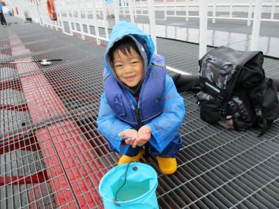 尼崎市立魚つり公園の2021年4月17日(土)1枚目の写真