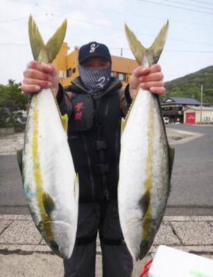 丸銀釣りセンターの2021年4月17日(土)2枚目の写真