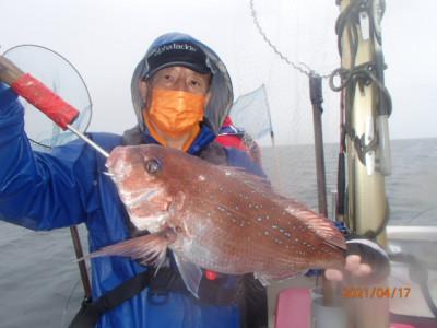 秀吉丸の2021年4月17日(土)1枚目の写真