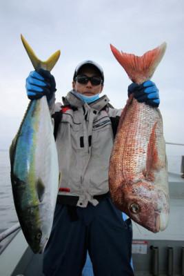 西岡遊漁の2021年4月16日(金)1枚目の写真