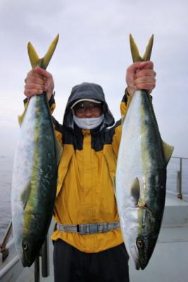 西岡遊漁の2021年4月16日(金)3枚目の写真