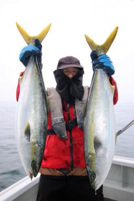 西岡遊漁の2021年4月16日(金)4枚目の写真