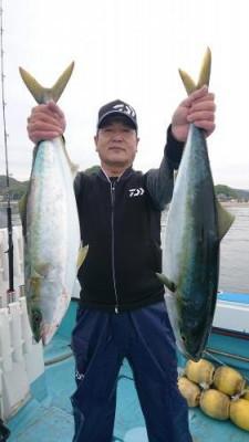 正漁丸の2021年4月16日(金)2枚目の写真