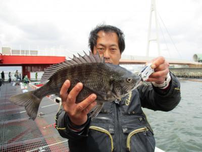 尼崎市立魚つり公園の2021年4月18日(日)2枚目の写真