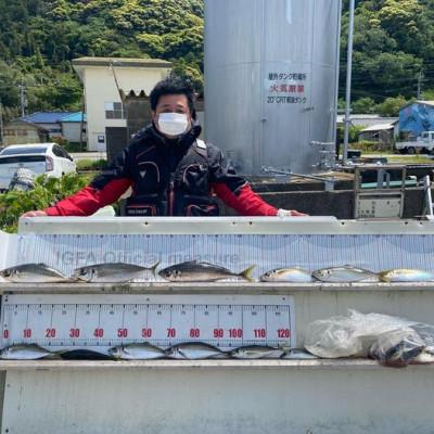 大島フィッシングの2021年4月18日(日)1枚目の写真