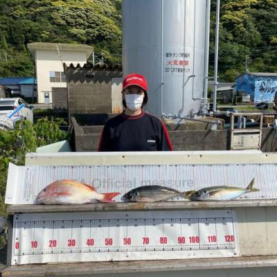 大島フィッシングの2021年4月18日(日)3枚目の写真