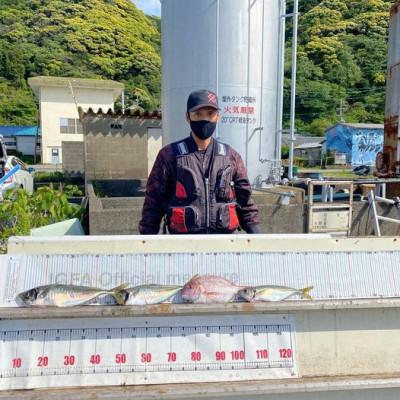 大島フィッシングの2021年4月18日(日)4枚目の写真