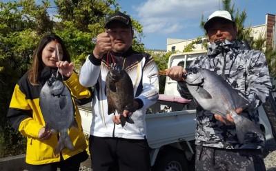 乙島丸の2021年4月18日(日)1枚目の写真