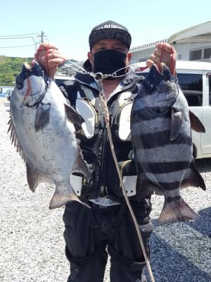 乙島丸の2021年4月18日(日)2枚目の写真