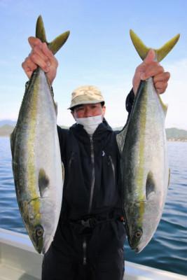 西岡遊漁の2021年4月17日(土)3枚目の写真