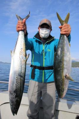 西岡遊漁の2021年4月17日(土)5枚目の写真