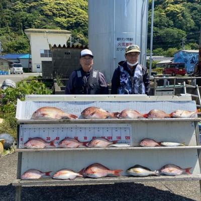 大島フィッシングの2021年4月19日(月)1枚目の写真