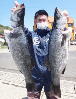 丸銀釣りセンターの2021年4月19日(月)3枚目の写真