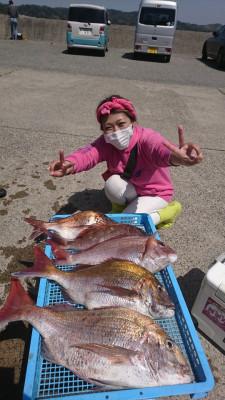 共栄丸の2021年4月20日(火)3枚目の写真