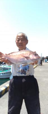 大奉丸の2021年4月21日(水)1枚目の写真