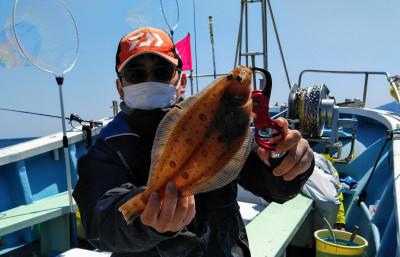 佐々木釣具店 平進丸の2021年4月21日(水)1枚目の写真