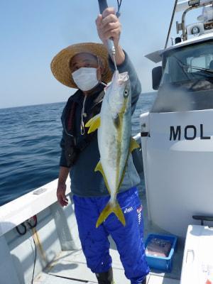 Fishing MOLA MOLAの2021年4月20日(火)2枚目の写真