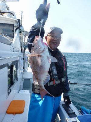 Fishing MOLA MOLAの2021年4月20日(火)4枚目の写真