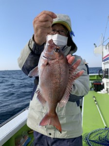 松栄丸の2021年4月21日(水)2枚目の写真