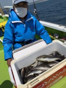 松栄丸の2021年4月21日(水)3枚目の写真