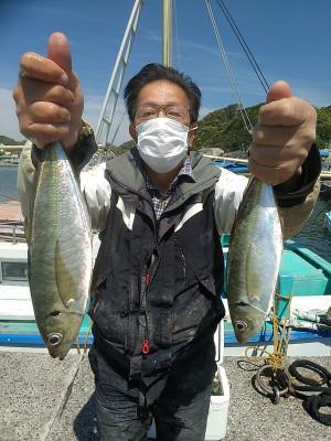 勘次郎丸の2021年4月22日(木)2枚目の写真