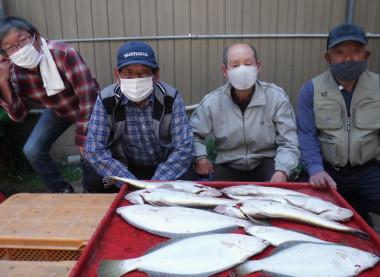 奥村釣船の2021年4月21日(水)3枚目の写真