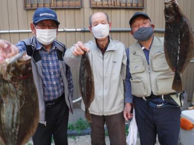 奥村釣船の2021年4月21日(水)4枚目の写真