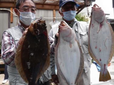 奥村釣船の2021年4月22日(木)1枚目の写真