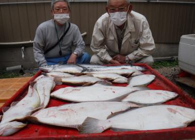 奥村釣船の2021年4月22日(木)4枚目の写真