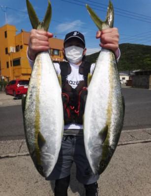 丸銀釣りセンターの2021年4月22日(木)1枚目の写真