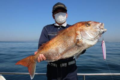 西岡遊漁の2021年4月21日(水)1枚目の写真