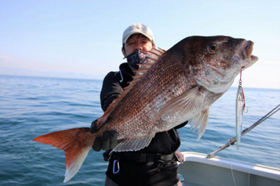 西岡遊漁の2021年4月21日(水)2枚目の写真