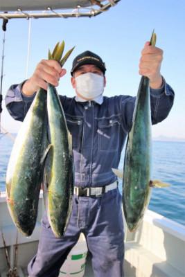 西岡遊漁の2021年4月21日(水)3枚目の写真