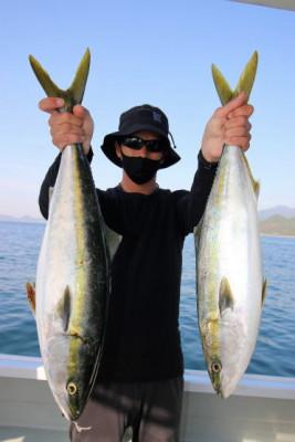 西岡遊漁の2021年4月21日(水)4枚目の写真