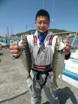 勘次郎丸の2021年4月23日(金)1枚目の写真