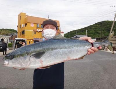 丸銀釣りセンターの2021年4月23日(金)3枚目の写真