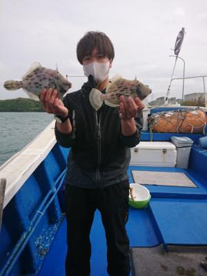 フィッシングボート 清和丸の2021年4月23日(金)2枚目の写真