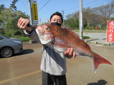 鈴木釣具店の2021年4月22日(木)1枚目の写真