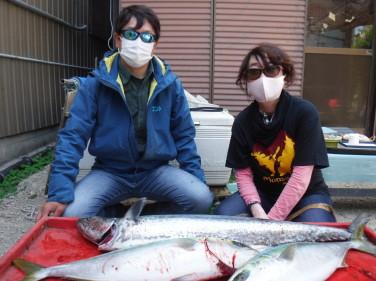 奥村釣船の2021年4月23日(金)4枚目の写真
