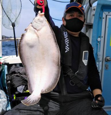 佐々木釣具店 平進丸の2021年4月24日(土)1枚目の写真