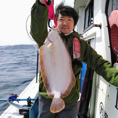 佐々木釣具店 平進丸の2021年4月24日(土)2枚目の写真