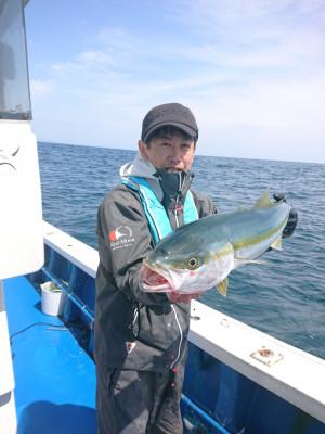 フィッシングボート 清和丸の2021年4月24日(土)1枚目の写真