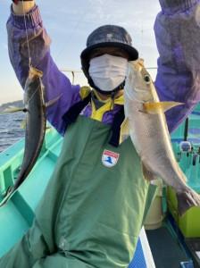 松栄丸の2021年4月24日(土)5枚目の写真