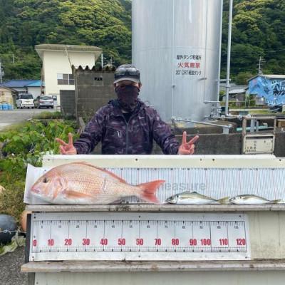 大島フィッシングの2021年4月23日(金)1枚目の写真