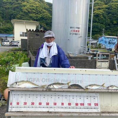 大島フィッシングの2021年4月23日(金)2枚目の写真