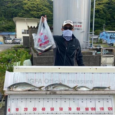 大島フィッシングの2021年4月23日(金)3枚目の写真