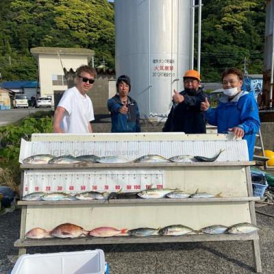 大島フィッシングの2021年4月24日(土)1枚目の写真