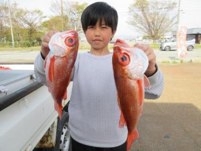 鈴木釣具店の2021年4月24日(土)1枚目の写真